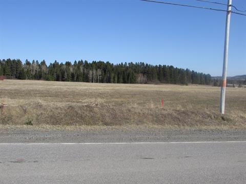 Lot for sale in Saint-Charles-de-Bourget, Saguenay/Lac-Saint-Jean, 63, Route du Village, 9212882 - Centris.ca