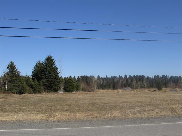 Terrain à vendre à Saint-Charles-de-Bourget, Saguenay/Lac-Saint-Jean, 70, Route du Village, 10188465 - Centris.ca