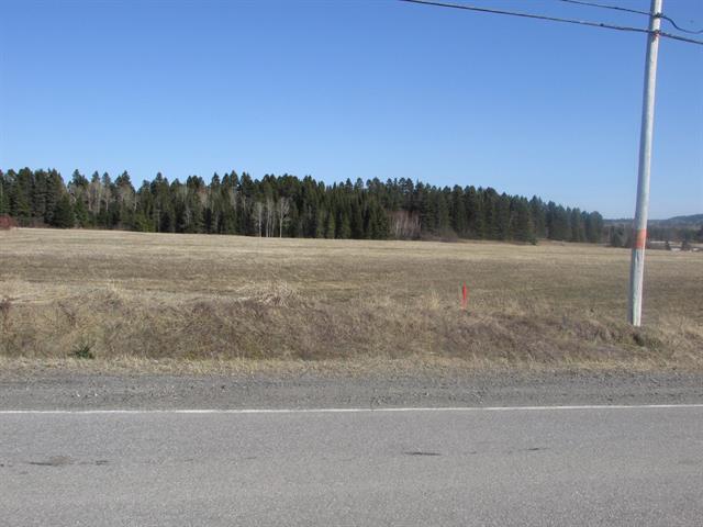 Lot for sale in Saint-Charles-de-Bourget, Saguenay/Lac-Saint-Jean, 62, Route du Village, 10893517 - Centris.ca