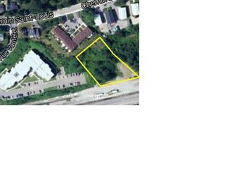Lot for sale in Québec (Sainte-Foy/Sillery/Cap-Rouge), Capitale-Nationale, Chemin  Saint-Louis, 27635669 - Centris.ca