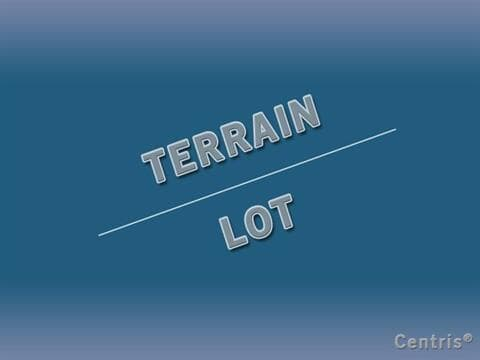 Terrain à vendre à Laval (Laval-Ouest), Laval, Chemin  Saint-Antoine, 27729701 - Centris.ca