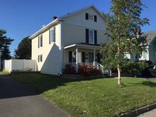 House for sale in Matane, Bas-Saint-Laurent, 252, Rue de la Fabrique, 23931232 - Centris