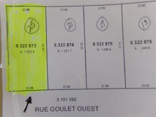 Lot for sale in Lorrainville, Abitibi-Témiscamingue, 25, Rue  Goulet Ouest, 21088147 - Centris.ca