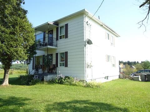 Triplex for sale in Bégin, Saguenay/Lac-Saint-Jean, 371 - 375, 4e Rang, 15570683 - Centris.ca