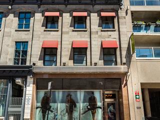 Bâtisse commerciale à vendre à Montréal (Ville-Marie), Montréal (Île), 1019Z, Rue  De Bleury, 15683751 - Centris.ca