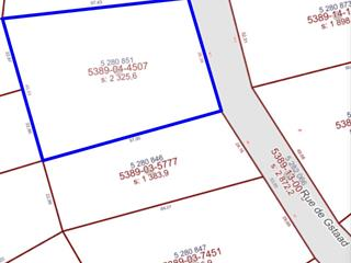 Lot for sale in Lac-Sainte-Marie, Outaouais, 11, Rue de Gstaad, 26559699 - Centris.ca