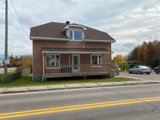 Duplex for sale in Saint-François-de-Sales, Saguenay/Lac-Saint-Jean, 585 - 587, Rue  Principale, 24524952 - Centris.ca