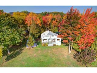 Cottage for sale in Sainte-Cécile-de-Whitton, Estrie, 1318, Route  263, 18650994 - Centris.ca