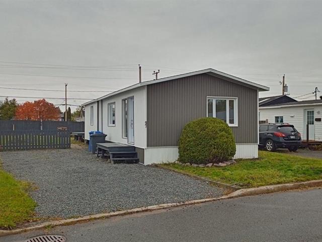 Maison mobile à vendre à Sept-Îles, Côte-Nord, 97, Rue des Becs-Scie, 17745484 - Centris.ca
