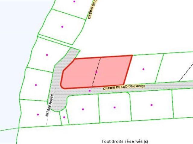 Terrain à vendre à Labelle, Laurentides, Chemin du Lac-de-l'Abies, 14384622 - Centris.ca
