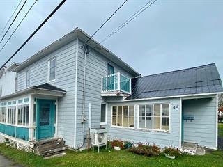 Maison à vendre à Saint-Fabien, Bas-Saint-Laurent, 42, 7e Avenue, 21628055 - Centris.ca