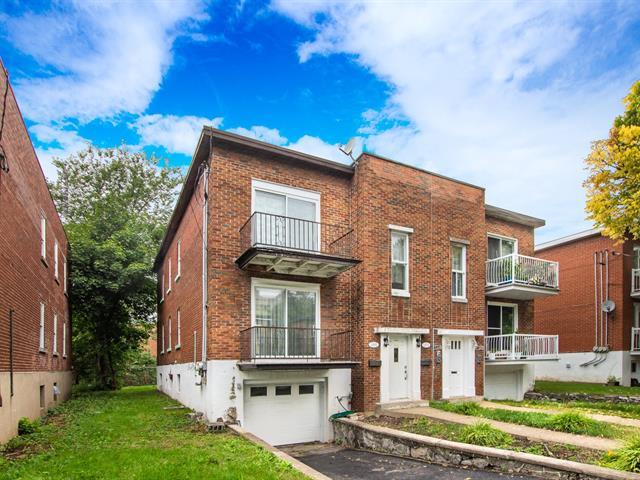 Duplex à vendre à Montréal (Côte-des-Neiges/Notre-Dame-de-Grâce), Montréal (Île), 4879 - 4881, Rue  De La Peltrie, 28332034 - Centris.ca