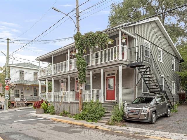 Quadruplex for sale in Sainte-Anne-de-Bellevue, Montréal (Island), 33A - 39, Rue  Saint-Thomas, 16249507 - Centris.ca