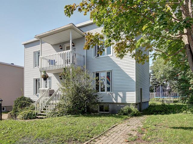 Duplex for sale in Québec (Beauport), Capitale-Nationale, 54 - 56, Rue d'Artois, 20621277 - Centris.ca