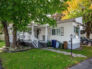 Maison mobile à vendre à Laval (Duvernay), Laval, 1495, Montée  Masson, app. 74, 24921657 - Centris.ca
