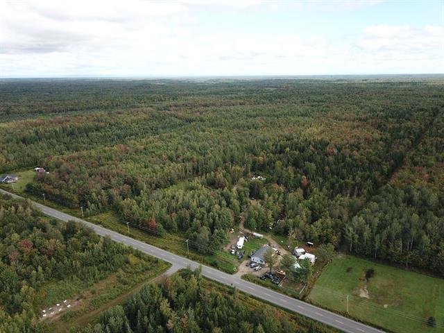 Land for sale in Manseau, Centre-du-Québec, 2325Z, 9e Rang, 16868562 - Centris.ca