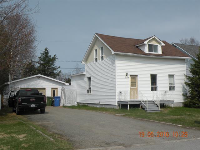 Maison à vendre à La Sarre, Abitibi-Témiscamingue, 510, Rue du Parc, 24278908 - Centris.ca