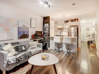 Loft / Studio à vendre à Montréal (Mercier/Hochelaga-Maisonneuve), Montréal (Île), 4687, Rue de Rouen, app. 103, 21163073 - Centris.ca