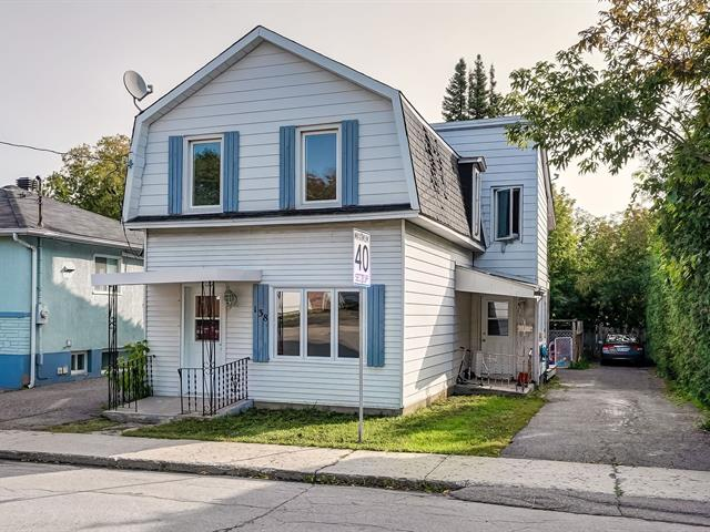 Duplex for sale in Gatineau (Hull), Outaouais, 138, Rue  Archambault, 20692817 - Centris.ca