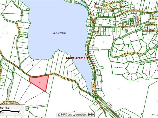 Lot for sale in Mont-Tremblant, Laurentides, Chemin du Lac-Mercier, 22781552 - Centris.ca
