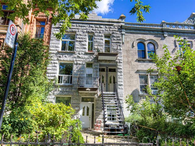 Condo / Apartment for rent in Montréal (Le Plateau-Mont-Royal), Montréal (Island), 4079, Avenue de l'Esplanade, 17489001 - Centris.ca