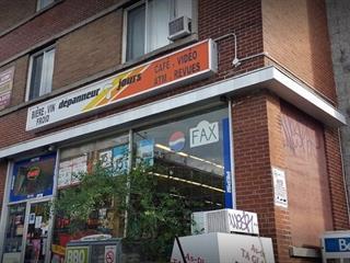 Local commercial à vendre à Montréal (Côte-des-Neiges/Notre-Dame-de-Grâce), Montréal (Île), 6024, Avenue de Darlington, 22148981 - Centris.ca