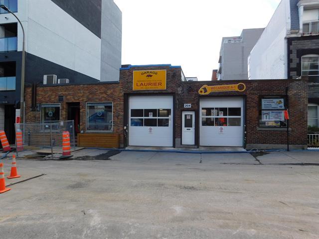 Bâtisse commerciale à vendre à Montréal (Ville-Marie), Montréal (Île), 2004 - 2014, Avenue de l'Hôtel-de-Ville, 24068158 - Centris.ca