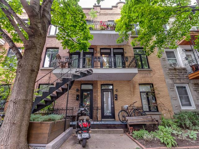 Condo à vendre à Montréal (Le Plateau-Mont-Royal), Montréal (Île), 2165, Rue  Gauthier, 27147390 - Centris.ca