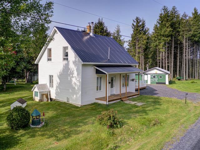 Maison à vendre à Saint-Benjamin, Chaudière-Appalaches, 241, 13e Rang, 27019061 - Centris.ca