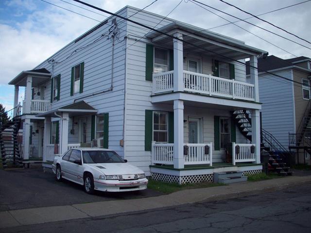 Quadruplex for sale in Saint-Joseph-de-Sorel, Montérégie, 416 - 422, Rue de l'Église, 21918903 - Centris.ca