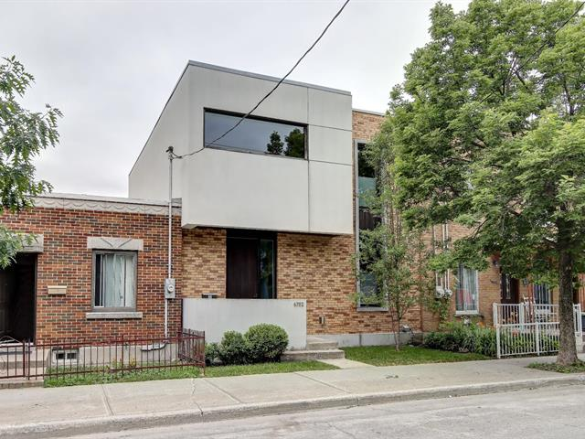 Maison à vendre à Montréal (Rosemont/La Petite-Patrie), Montréal (Île), 6782, Rue  Saint-Urbain, 18475853 - Centris.ca
