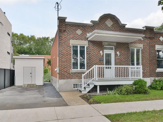 Maison à vendre à Montréal (Mercier/Hochelaga-Maisonneuve), Montréal (Île), 2211, Rue de Beaurivage, 28110584 - Centris.ca