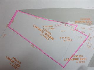 Terrain à vendre à Sainte-Marcelline-de-Kildare, Lanaudière, Route  343, 10483929 - Centris.ca