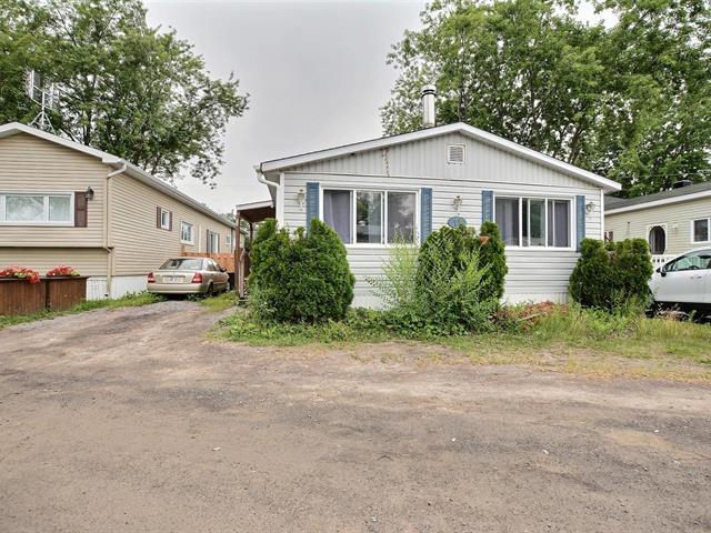 Maison mobile à vendre à Terrebonne (Lachenaie), Lanaudière, 2952, Chemin  Saint-Charles, app. 11, 18399709 - Centris.ca