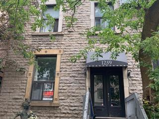 Quadruplex à vendre à Montréal (Ville-Marie), Montréal (Île), 1259, Rue  Saint-Marc, 17588346 - Centris.ca