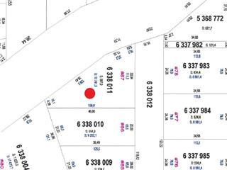 Lot for sale in Saguenay (Jonquière), Saguenay/Lac-Saint-Jean, Rue  Johnson, 21626440 - Centris.ca