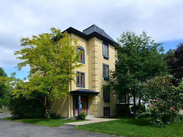 Condo à vendre à Montréal (L'Île-Bizard/Sainte-Geneviève), Montréal (Île), 155, Avenue du Manoir, app. 4, 25418648 - Centris.ca