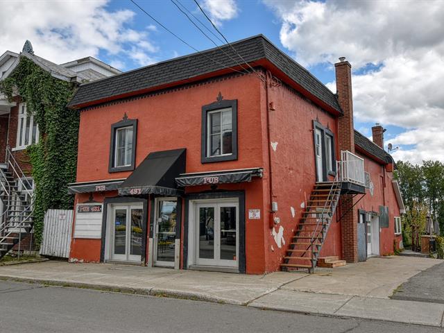 Bâtisse commerciale à vendre à Berthierville, Lanaudière, 481 - 483, Rue  De Frontenac, 20850806 - Centris.ca