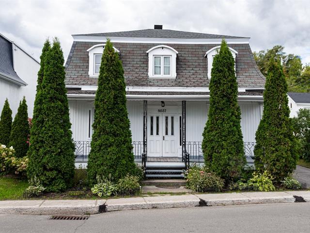 Duplex à vendre à Château-Richer, Capitale-Nationale, 8037 - 8039, Avenue  Royale, 22752284 - Centris.ca
