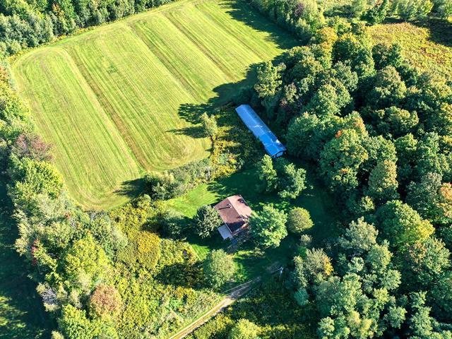 Fermette à vendre à Roxton, Montérégie, 1603, Chemin de la Mine, 19436848 - Centris.ca