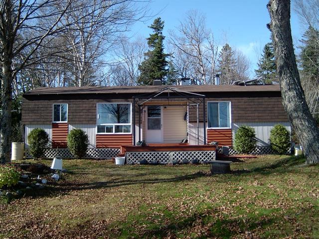 Maison mobile à vendre à Saint-Théophile, Chaudière-Appalaches, Lac des Cinq Castors, 10318436 - Centris.ca