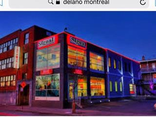 Local commercial à louer à Montréal (Villeray/Saint-Michel/Parc-Extension), Montréal (Île), 7735, boulevard  Saint-Laurent, 9587072 - Centris.ca