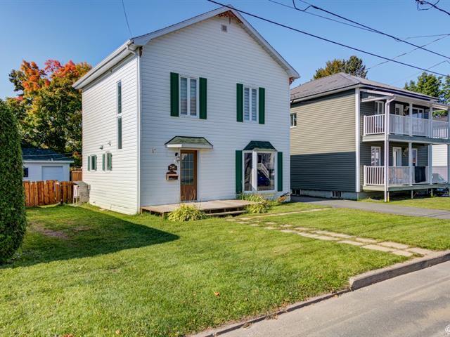 House for sale in Thetford Mines, Chaudière-Appalaches, 396, Rue  Sainte-Julie, 12530996 - Centris.ca
