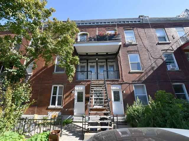 Income properties for sale in Montréal (Le Sud-Ouest), Montréal (Island), 1001 - 1011, Rue  Sainte-Marguerite, 22248499 - Centris.ca