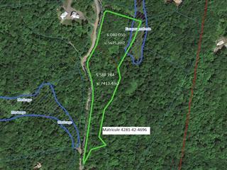 Terrain à vendre à Wentworth-Nord, Laurentides, Chemin du Lac-Noiret, 21120014 - Centris.ca