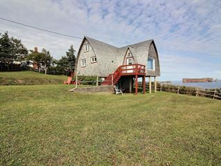 Cottage for sale in Percé, Gaspésie/Îles-de-la-Madeleine, 381, Route  132 Ouest, 13777642 - Centris.ca