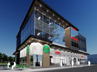 Local commercial à louer à Saint-Georges, Chaudière-Appalaches, 10405, boulevard  Lacroix, local B, 17692416 - Centris.ca