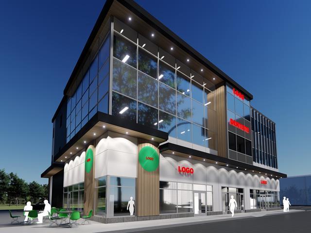 Commercial unit for rent in Saint-Georges, Chaudière-Appalaches, 10405, boulevard  Lacroix, suite B, 17692416 - Centris.ca