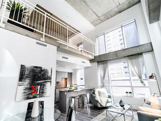 Condo à vendre à Montréal (Ville-Marie), Montréal (Île), 405, Rue de la Concorde, app. 715, 23217820 - Centris.ca