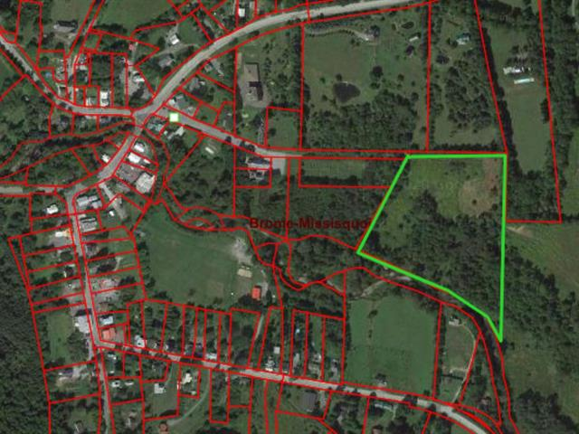 Terrain à vendre à Frelighsburg, Montérégie, Rue de l'Église, 18754485 - Centris.ca